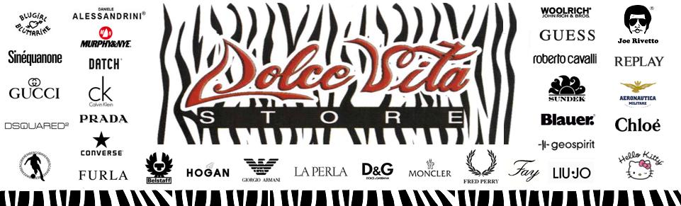 DOLCE VITA STORE - Via Cafiero 2 - Reggio Emilia - Saldi 50% su grandi firme tutto l'anno!