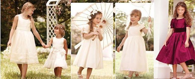 sukienki dla dziewczynek na wesele next