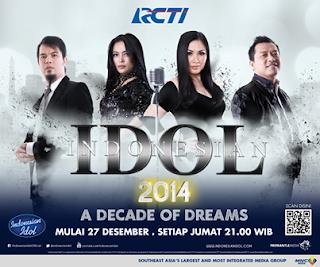 Apa yang Membuat Indonesian Idol Musim 2014 Lebih Menarik?