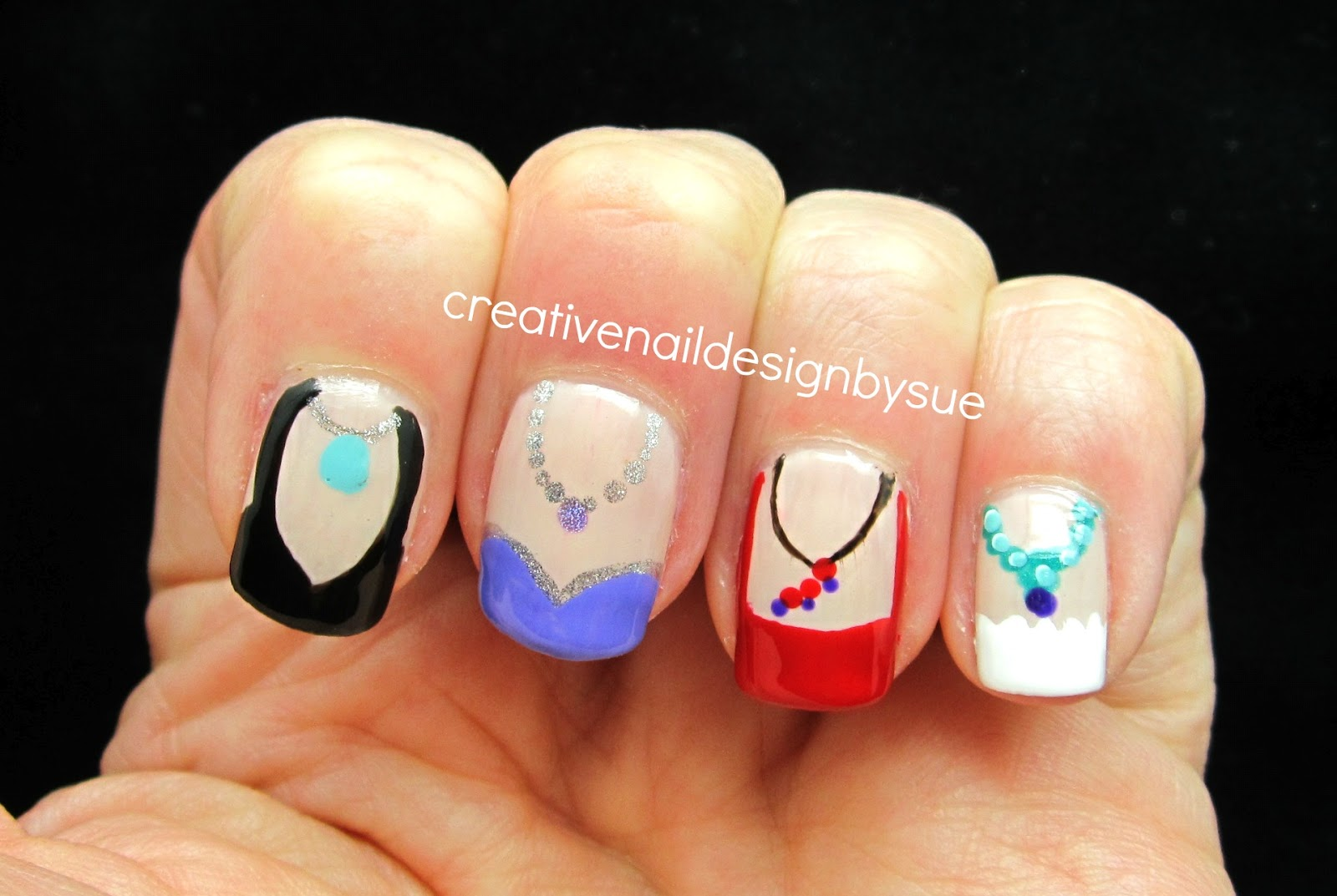 cutenailsart 4 summer pedicureseasy amp fun designs