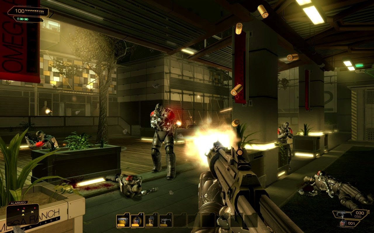 DEUS EX HUMAN REVOLUTION DIRECTORS CUT FULL PC GAME DOWNLOAD