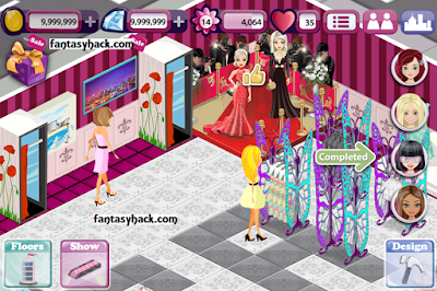 Download Free Fashion Design World Hack Unlimited Gems (All Versions) 100% Working and Tested for IOS