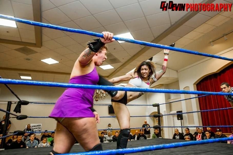Nicole v Brittany in BTW | Falcon Joshi Blog