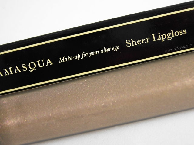 Illamasqua Generation Q Collection Sheer Lipgloss in Opulent
