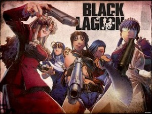 Black Lagoon: The Second Dam