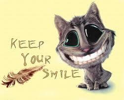 senyum itu chomel