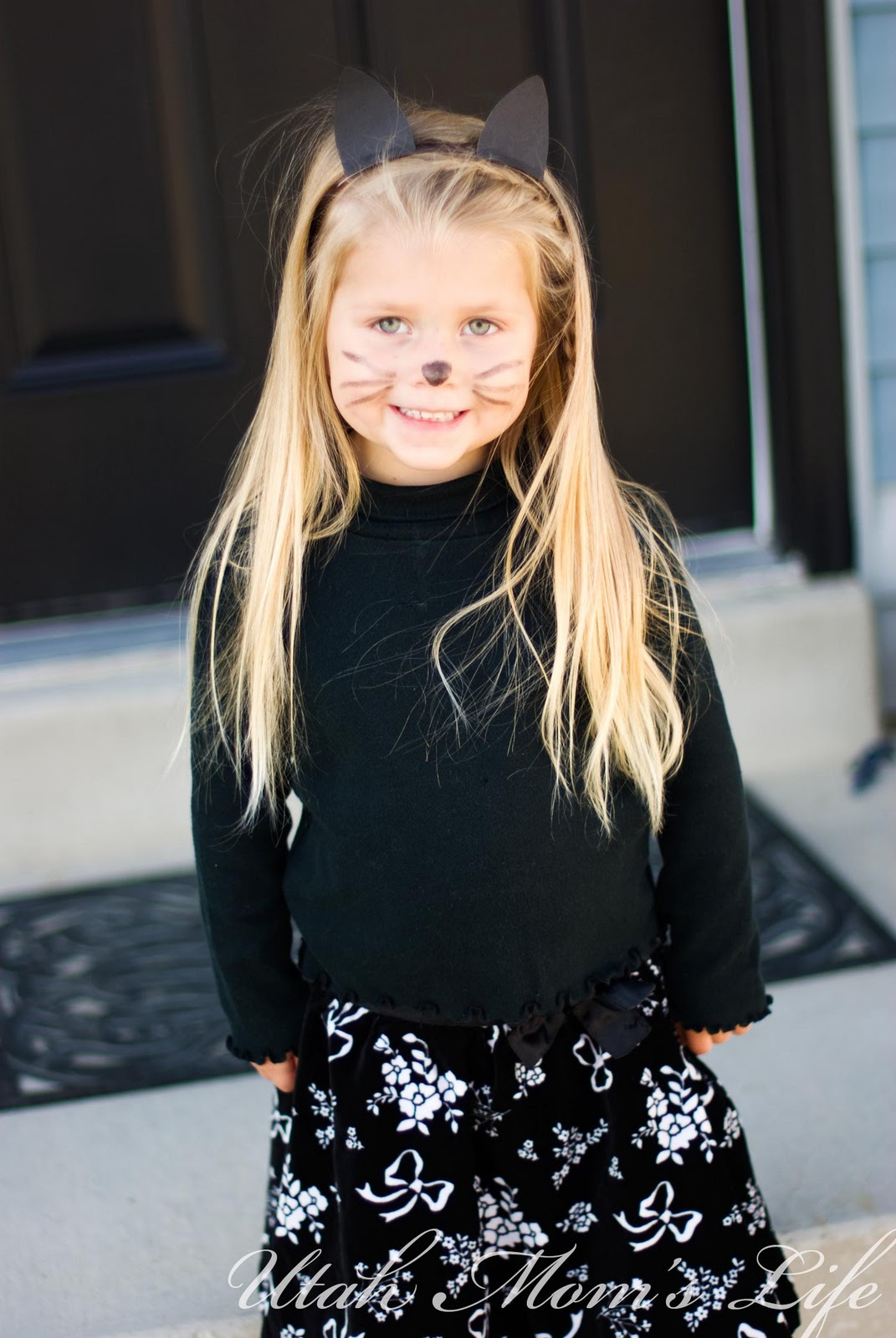 Uncategorized Cat Whiskers Face Paint a utah moms life easy and very cheap halloween costumes tuesday november 1 2011