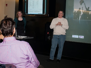 The FRONTLINE file-based workflow presentation at the Boston Avid Users Group Meeting.