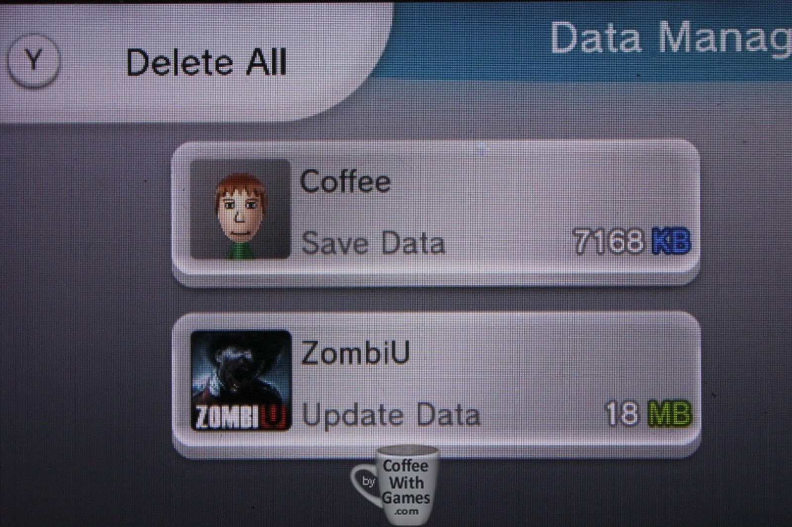 Coffee With Games: ZombiU's first patch is live! (Opposite of ... on