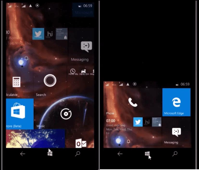 microsoft lumia 535 windows 10
