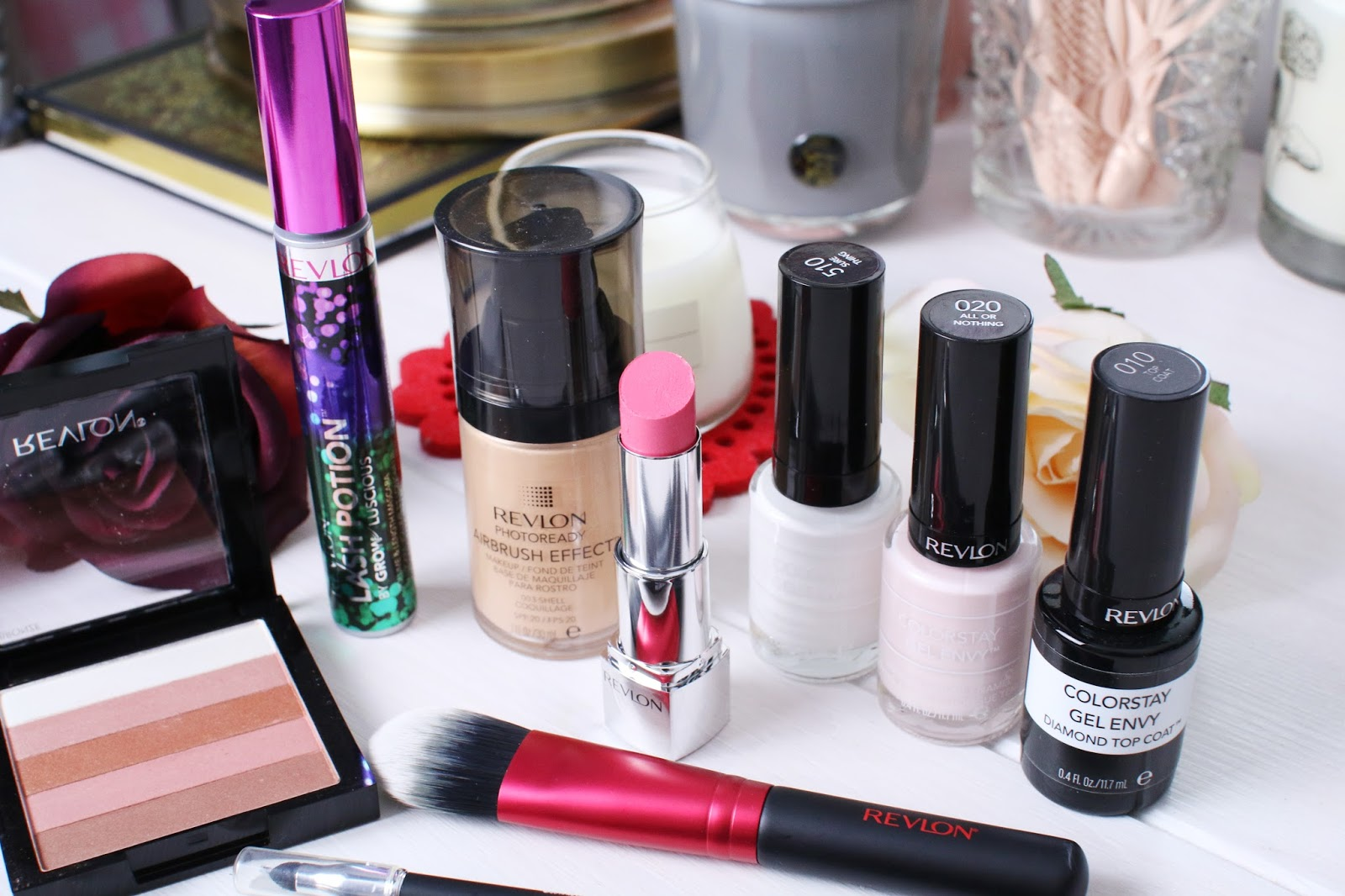 Discovering Revlon: A Full Face of First Impressions