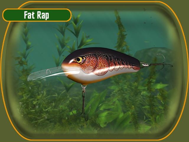 Rapala Pro Bass Fishing Pc