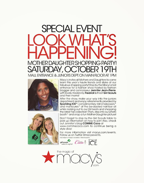 10.19.13 Mother++Daughter+Shopping+Party - Press