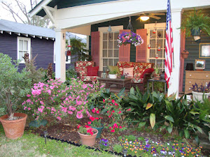 Baton Rouge Front Porch