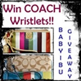 Coach Wristlet GA Baby Ibu