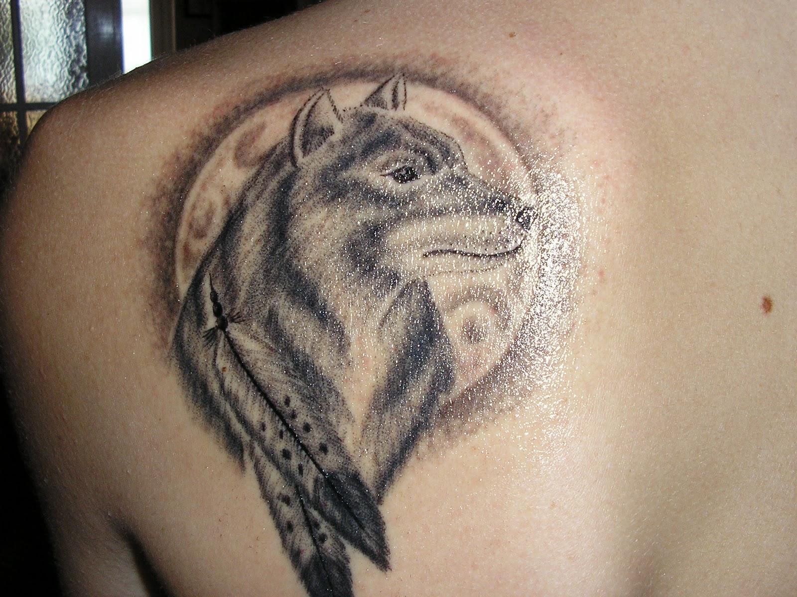 Lobo - tatuagens e seus significados
