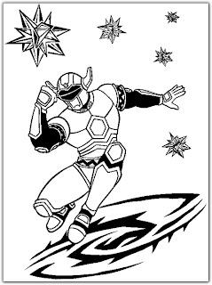 dicas de Desenhos do Power Rangers