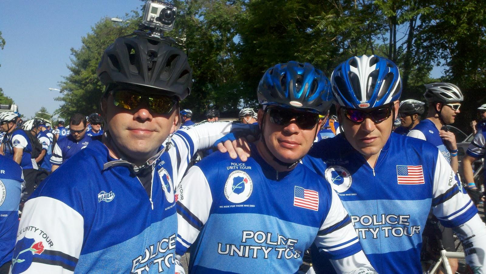 Police Unity Tour Miles