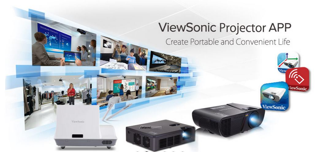 ViewSonic Projector APP