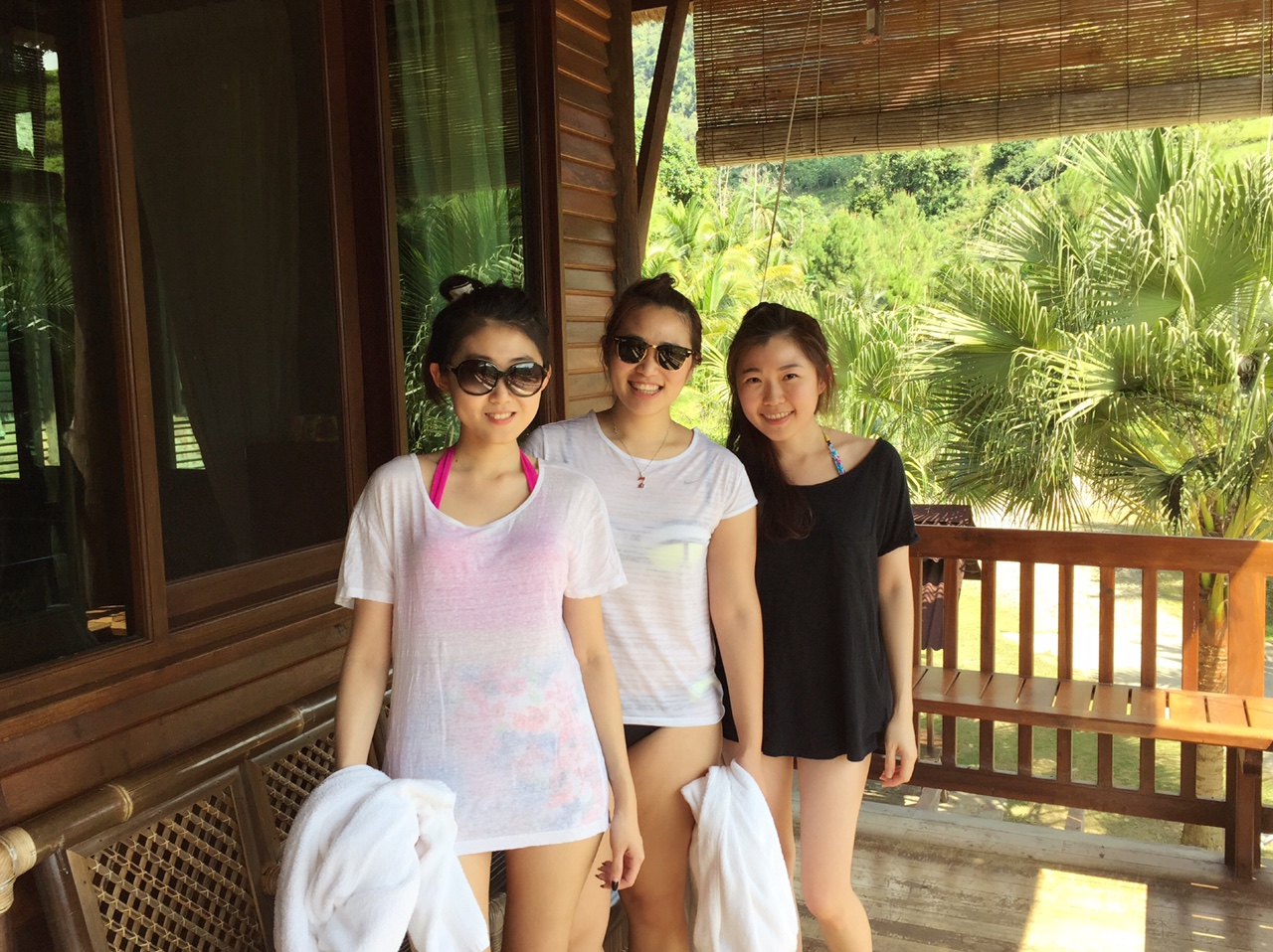 bentong girls Mandarin betong in betong provides accommodations with an outdoor swimming pool and massage services this 4-star hotel offers a garden.