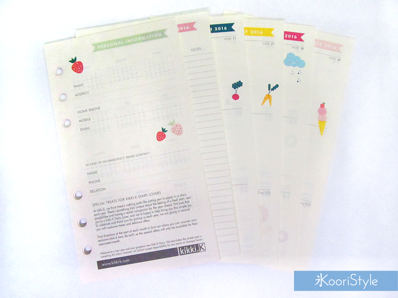 Breathtaking image pertaining to cute planner refills