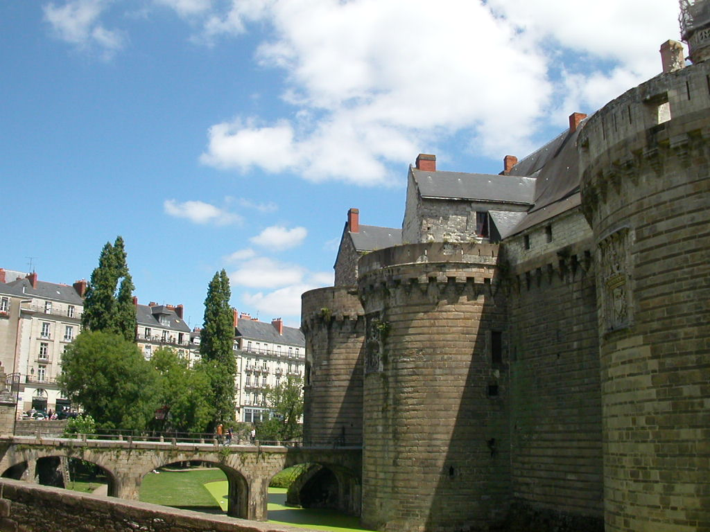 TOP WORLD TRAVEL DESTINATIONS: Nantes France