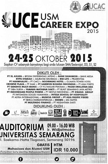 Job Fair Oktober 2015