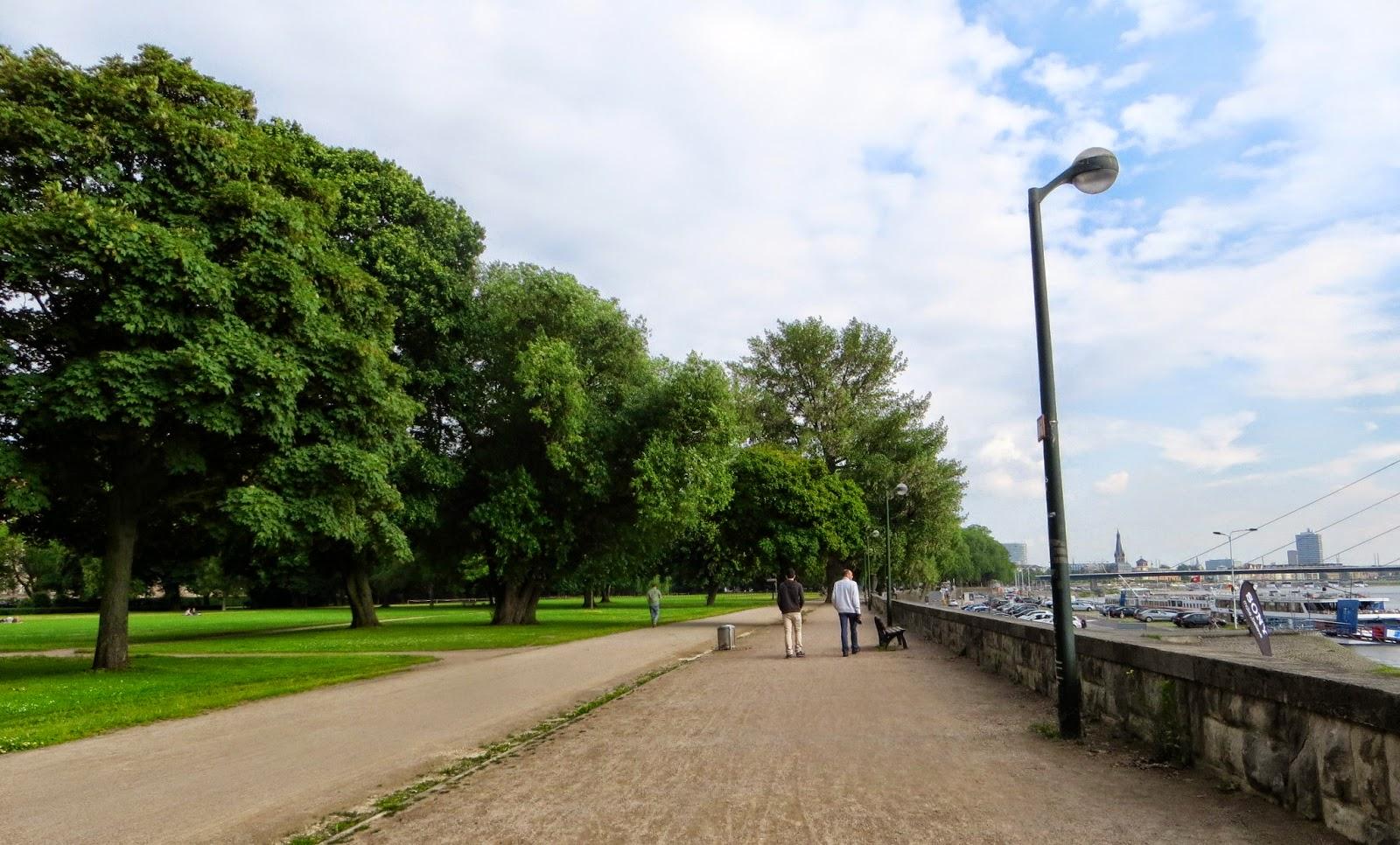 Düsseldorf und Umgebung in Bildern Fotos aus Düsseldorf Pempelfort