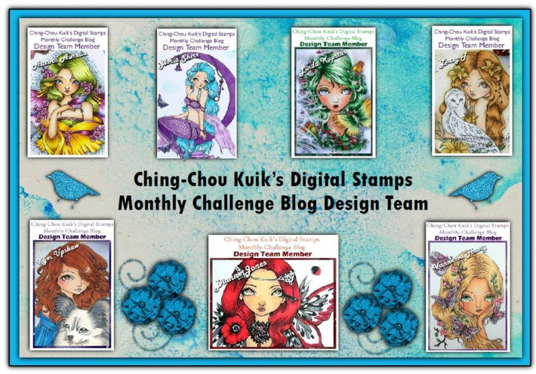 Ching-Chou Kuik's Digital Stamps