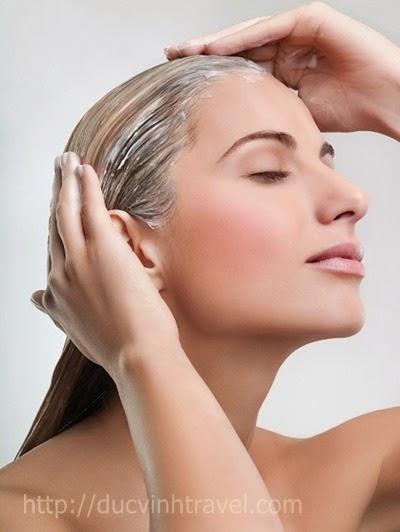 Cách chăm sóc tóc hiệu quả cho mùa đông không bị sơ rối 3