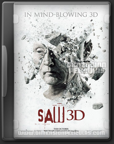 SAW 7 (DVDRip Español Latino) (2011) (1 link)