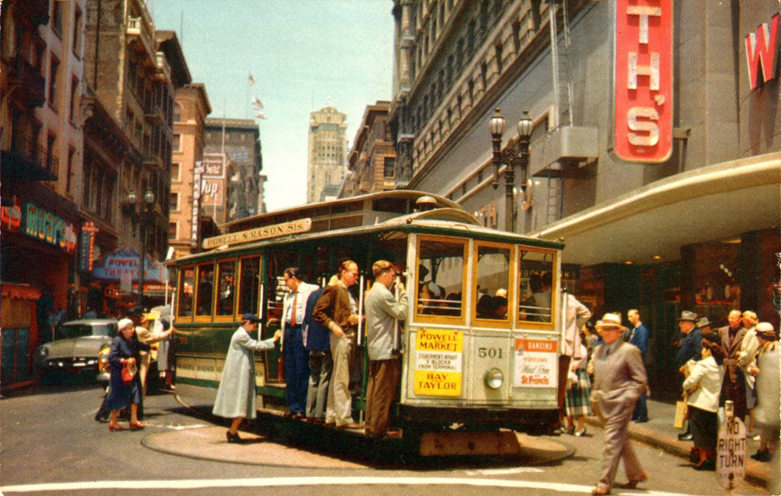 Transpress Nz San Francisco Then And Now