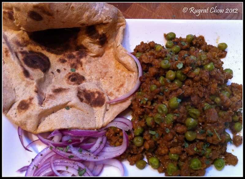 how to cook ready made chapati