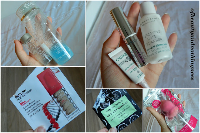 August Empties: Skincare & Makeup