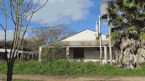 Rumah sederhana Jose Mujica