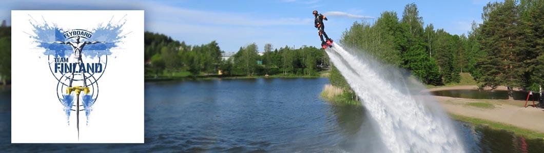 Flyboard Team Finland