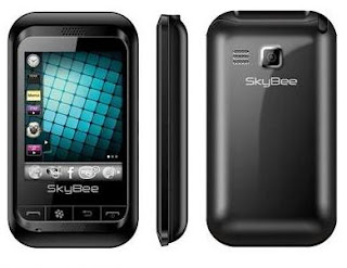 harga SkyBee Touch tv phone