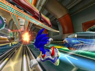 Sonic Riders: Zero Gravit Ps2 Iso Mega Ntsc Juegos Para PlayStation 2
