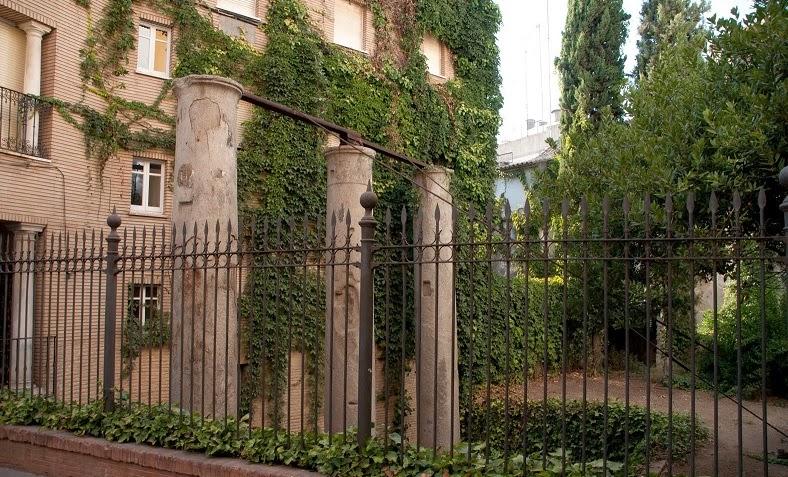 Templo romano sevilla