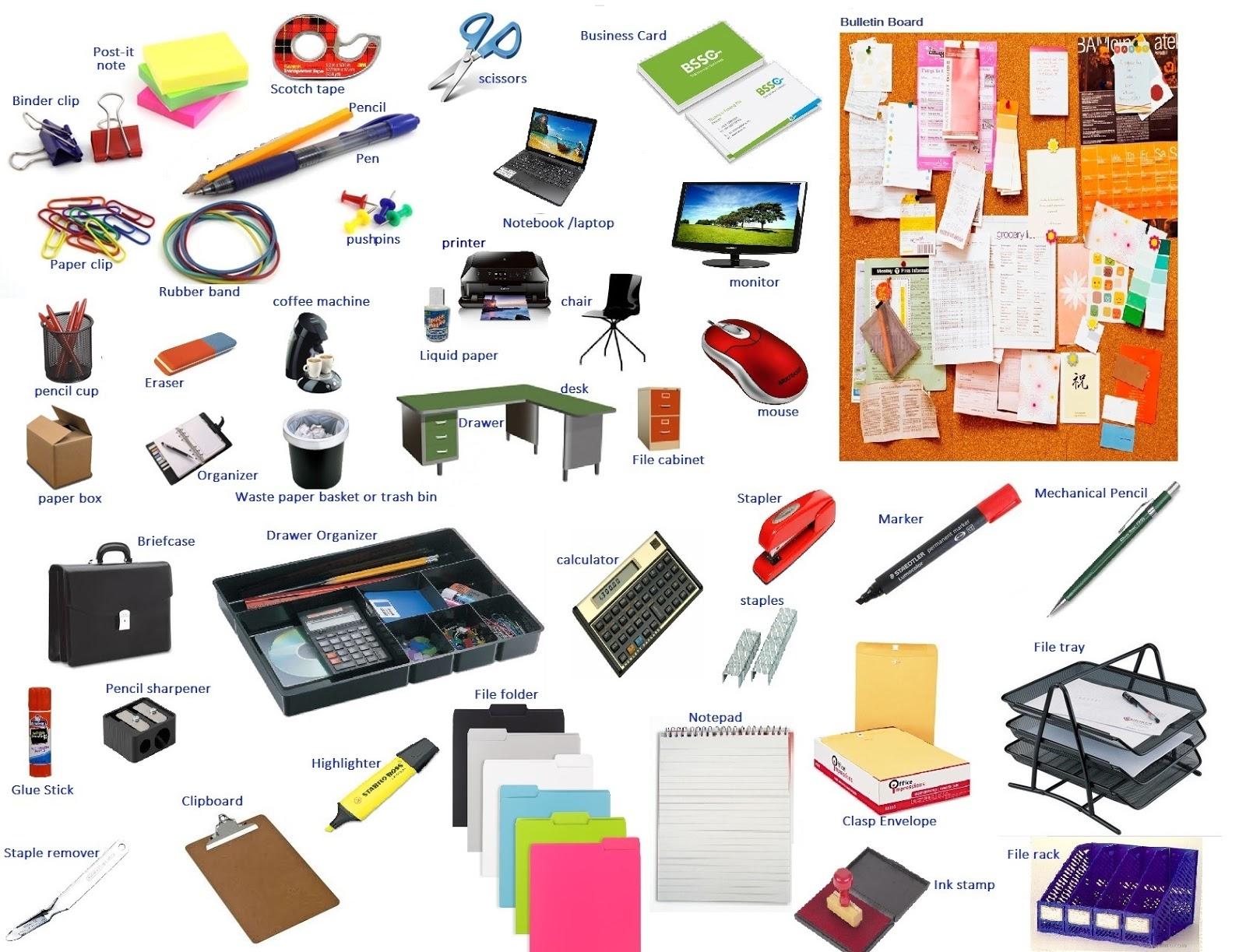 Gambar Office Stationary Beberapa Peralatan Yang Telah Disebutkan Diatas Merupakan Standar Minimal Ada Ketika Ingin Membeli Perlengkapan Kantor Untuk Lebih Lengkapnya Silahkan