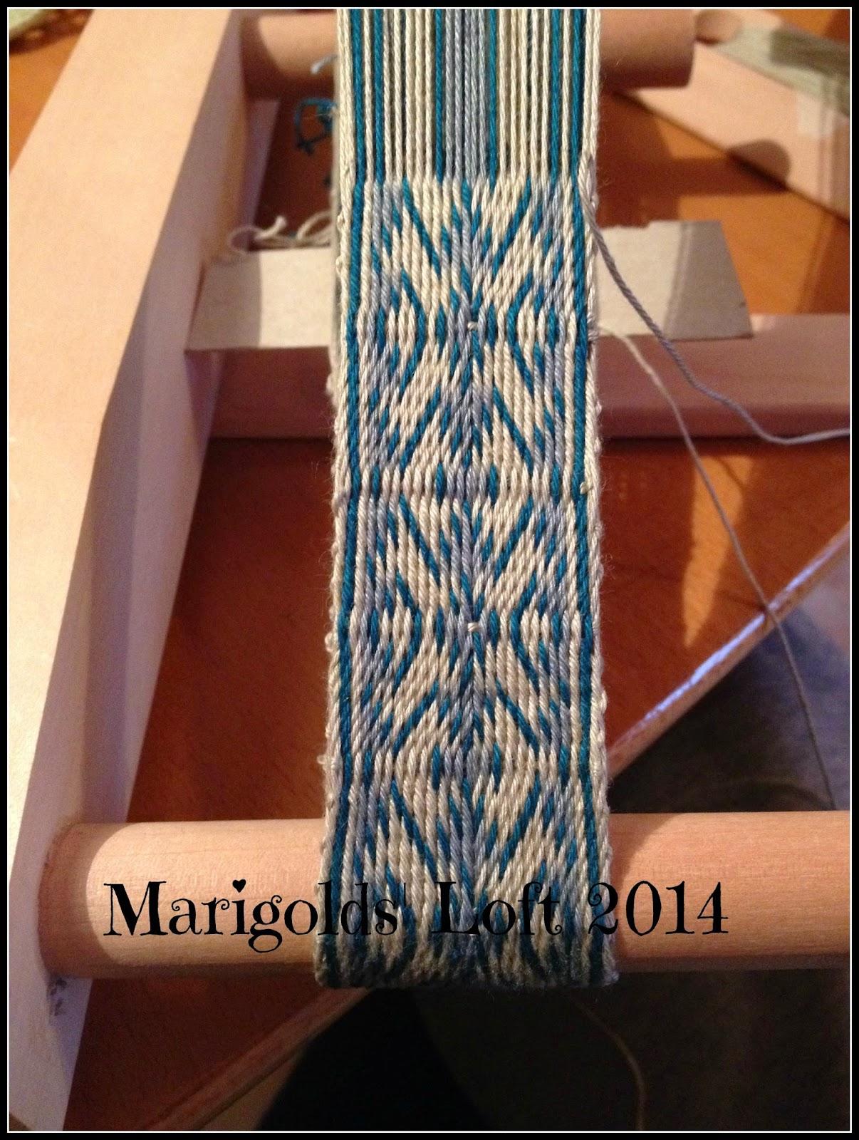 card weaving band