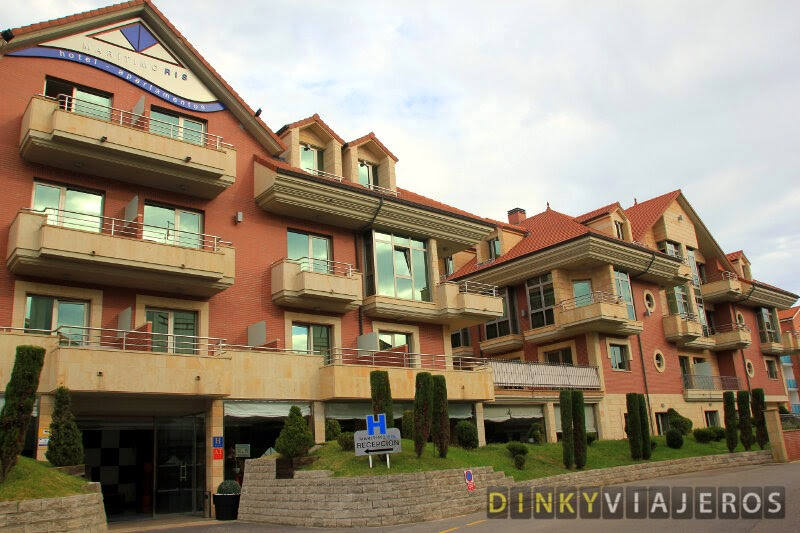 Hotel Marítimo Ris. Exterior