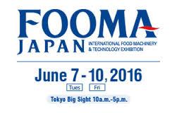 Feria Fooma Japan 2016