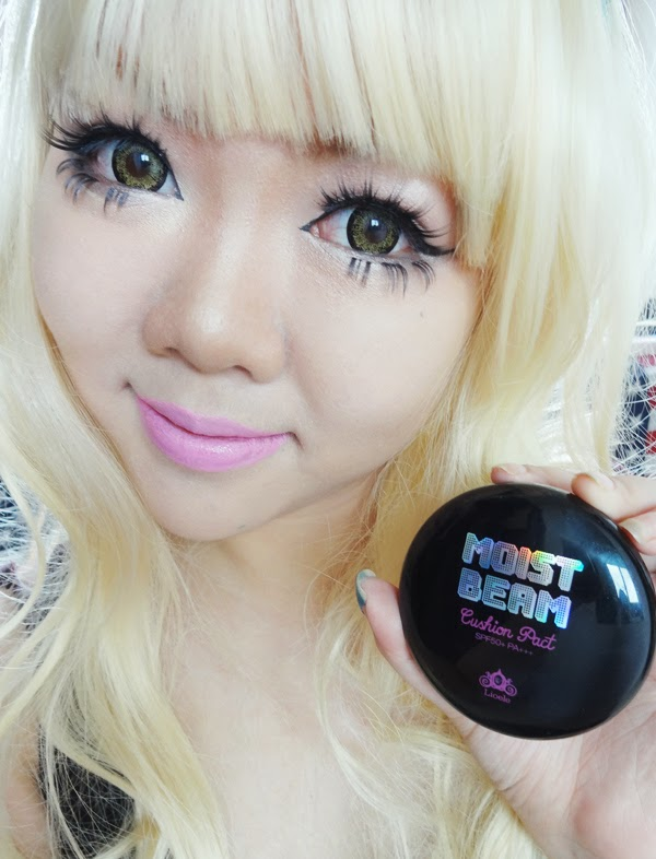 lioele moist beam cushion