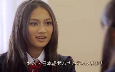 Melody merupakan, penyanyi cantik remaja yang bergabung dalam Group Girls JKT48. Bersama Groupnya JKT48, ia juga banyak menjadi bintang iklan tv.