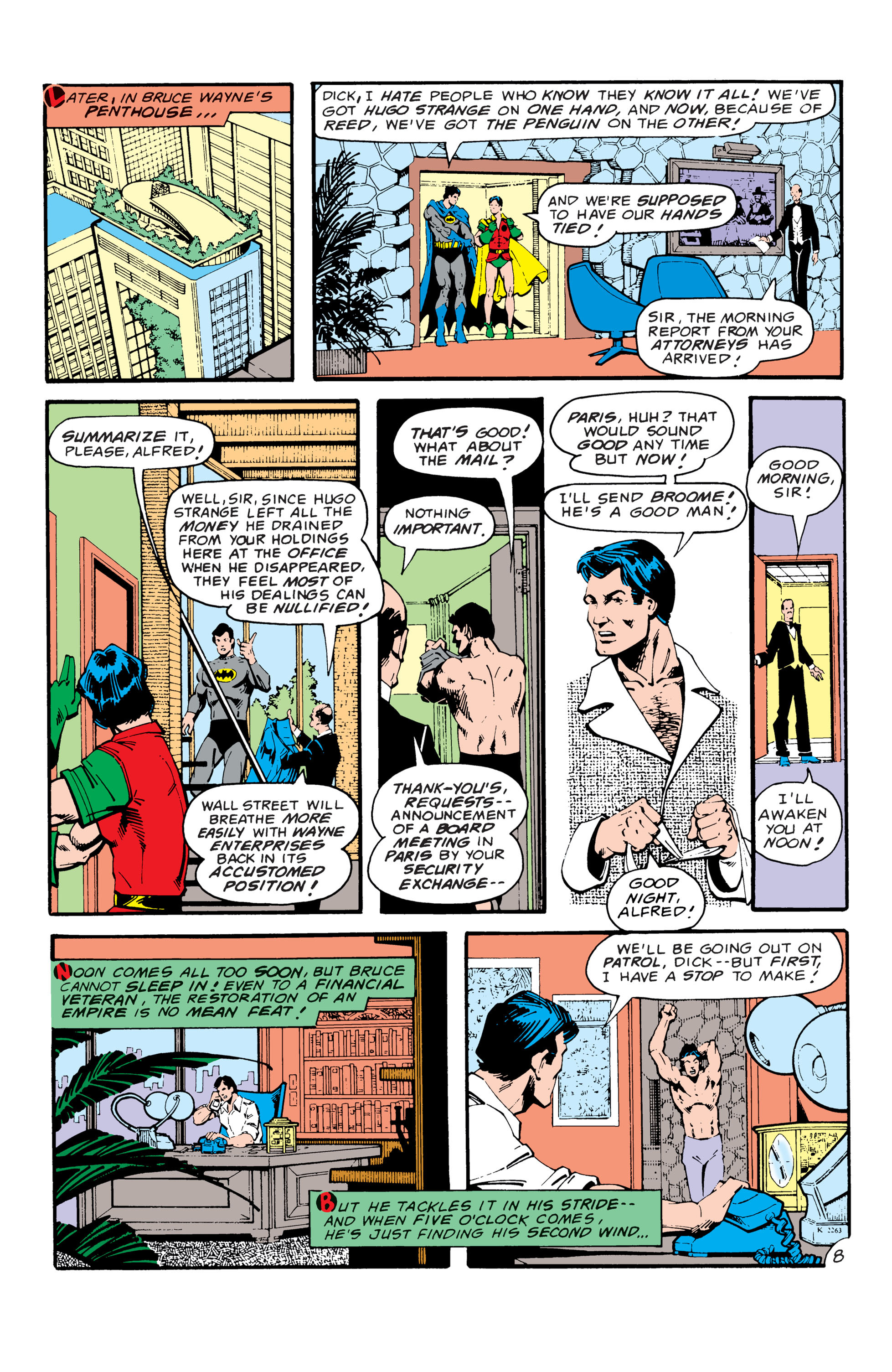 Detective Comics (1937) Issue #473 Page 9