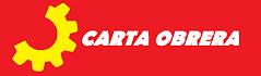 CARTA OBRERA