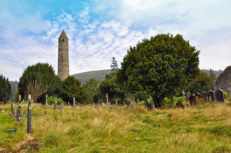 Irland 2014 - Tag 6 | Glendalough