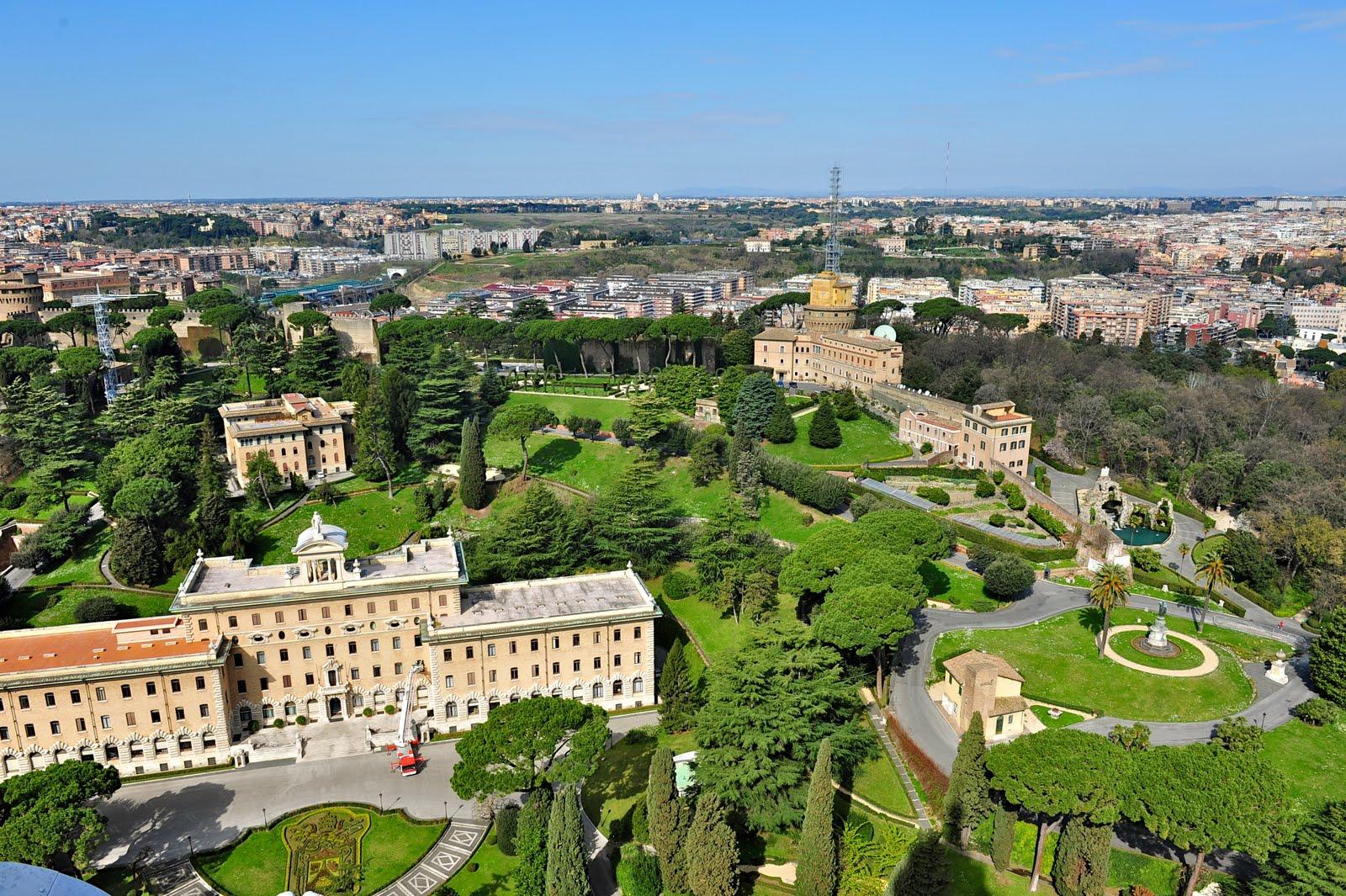 Gardens Of Vatican City News