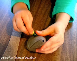 how to make sandpaper at home